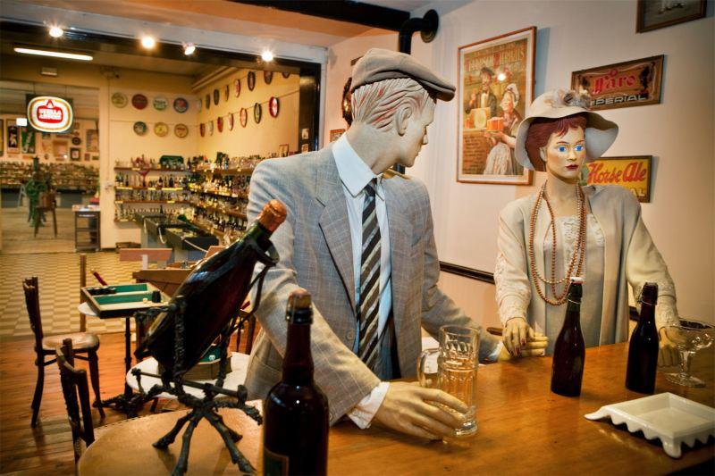 A sörkedvelők jól fognak szórakozni itt