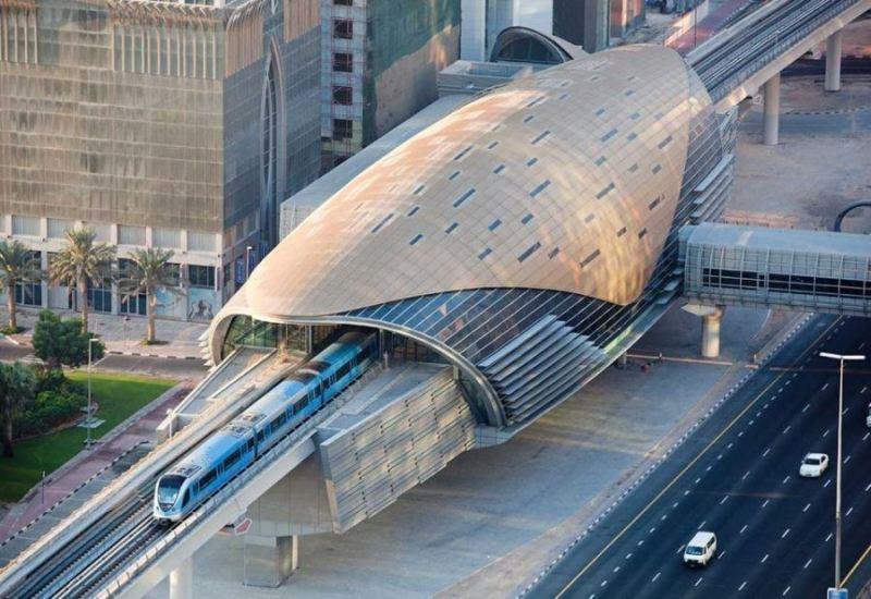 Dubaj metró
