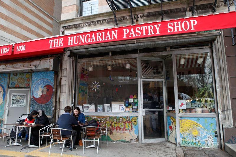 Látogassunk el a The Hungarian Pastry Shop-ba