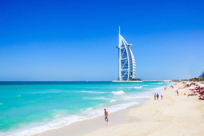 Jumeirah strand