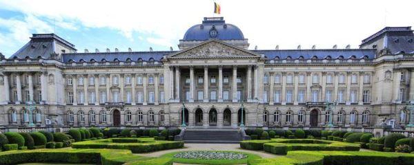 A Királyi Palota rezidenciája