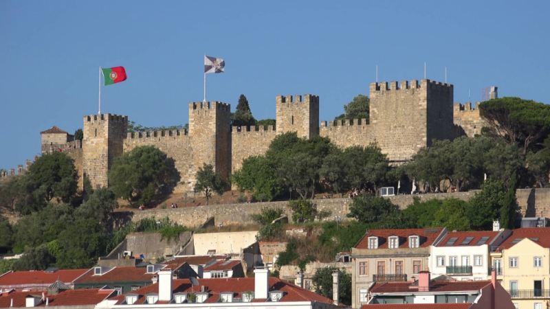 Nagyszerű a kilátás a Szent György várból