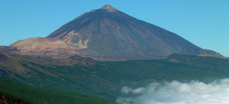 Tenerife - Teide megmászása