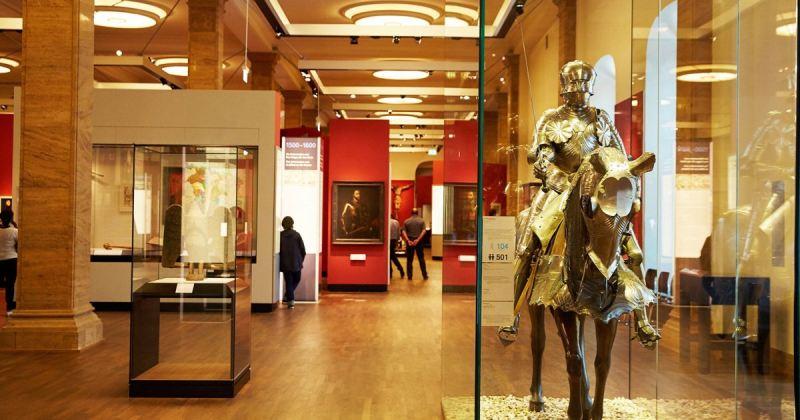 A német történelmet mutatja be a múzeum