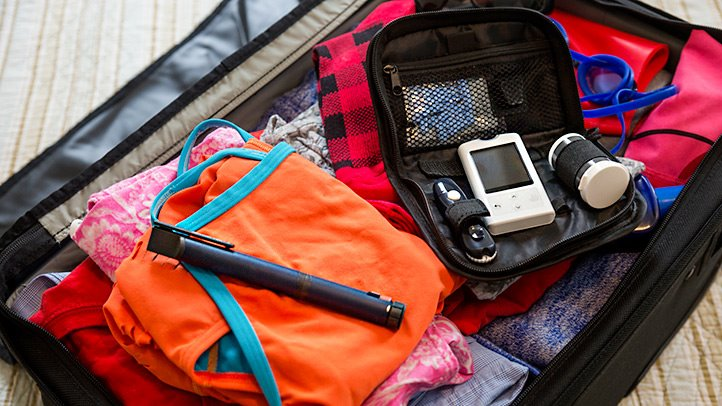 Utazás cukorbetegen