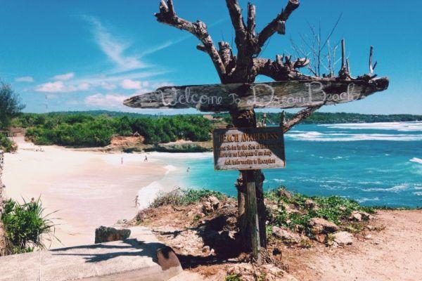 Lembongan szigetére feltétlenül menjünk át!