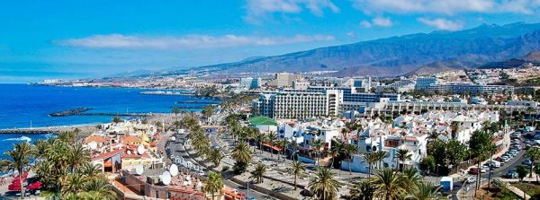 Santa Cruz de Tenerife a sziget fővárosa