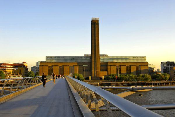 A múzeumot egy volt erőműben rendezték be