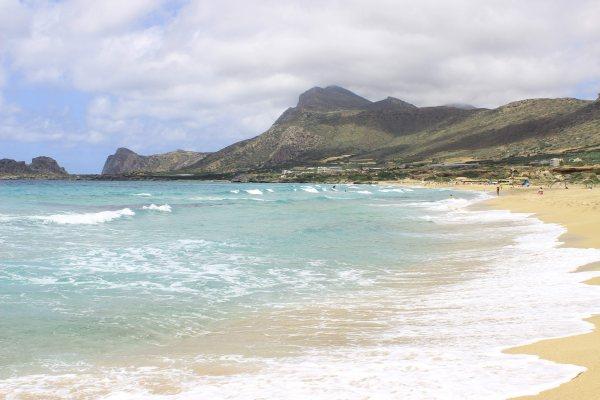 Falassarna strandja