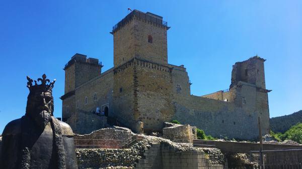 A diósgyőri várban középkori bemutatókat is tartanak