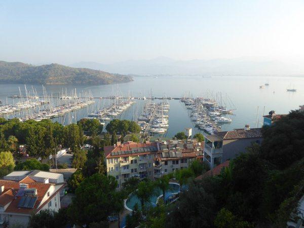 Fethiye csodás kikötője