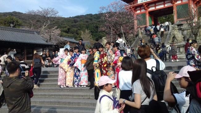 Yukata, a kimono nyári változata