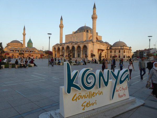Konya városa