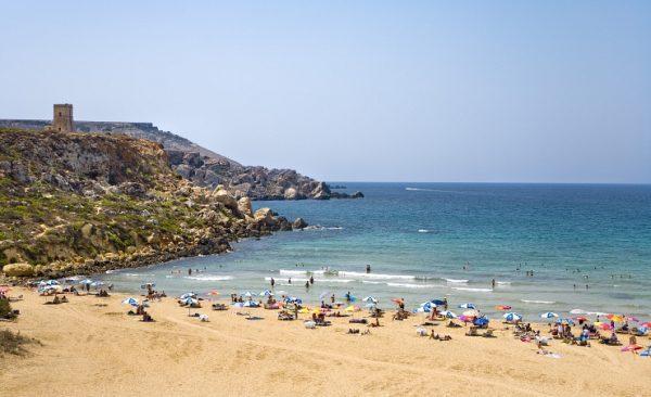 Az Arany part népszerű tengerpart