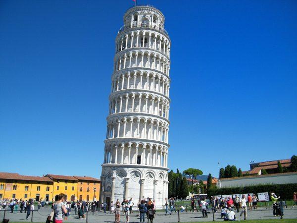 A Ferde torony Toszkána látnivalók között kihagyhatatlan