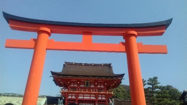 Fusimi Inari, Japán egyik legnagyobb szentélye