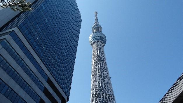A Tokyo Skytree kilátója