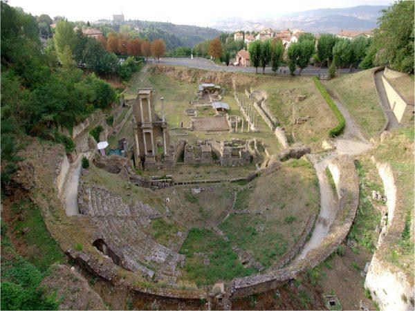 Toszkána az etruszk civilizációnak az otthona is volt