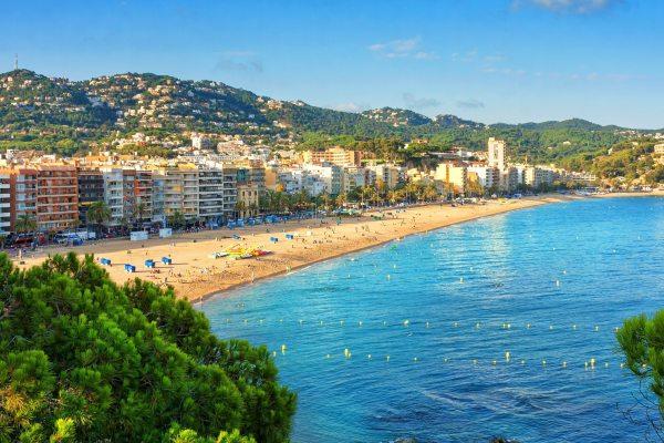 Lloret de Mar Costa Brava látnivalók között a legismertebb