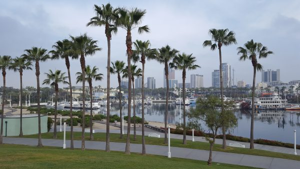 Nekem Long Beach nagyon bejött