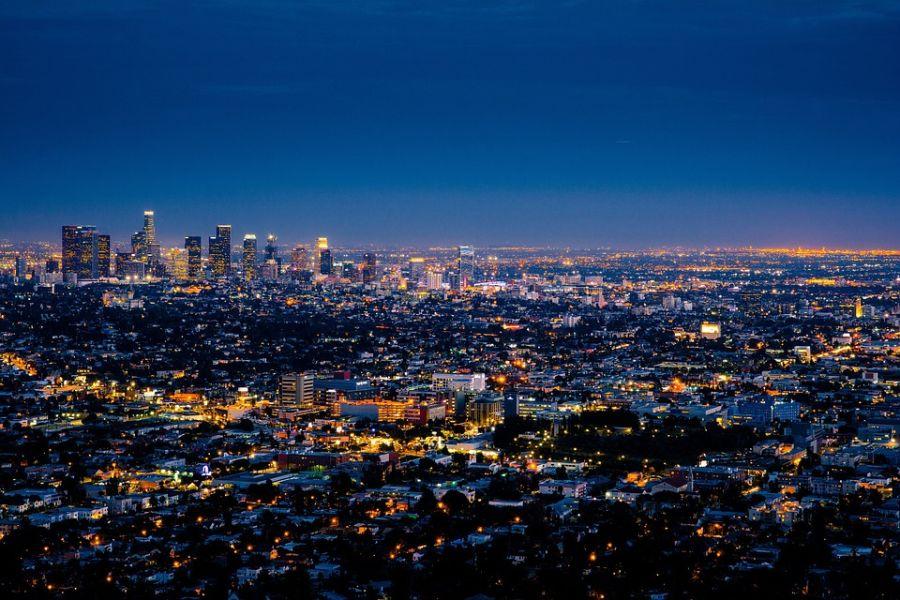 Los Angeles látnivalók, közlekedés, térképek