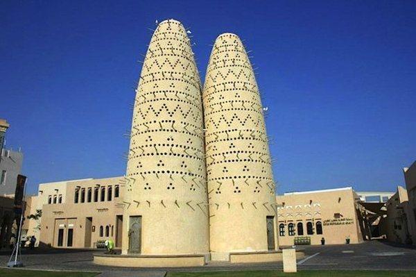 Különféle építészeti stílusokat láthatunk