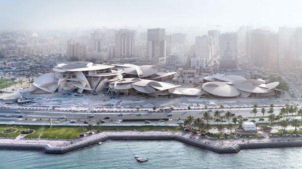A világ egyik legnagyobb múzeuma