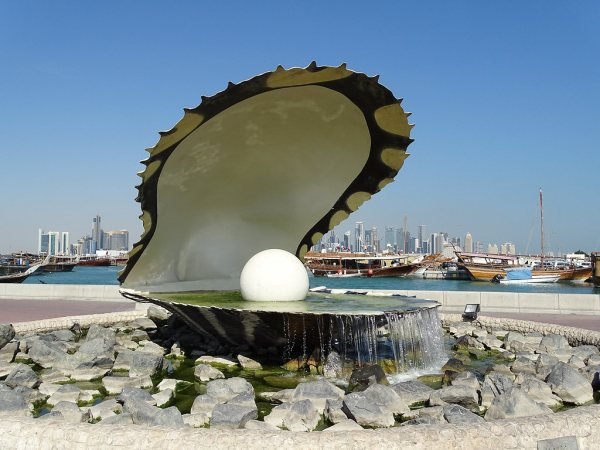 Doha jelképe
