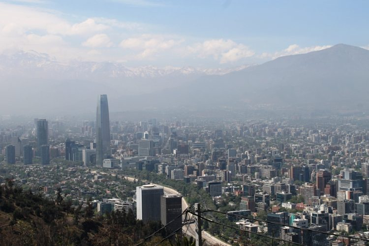 A főváros látképe