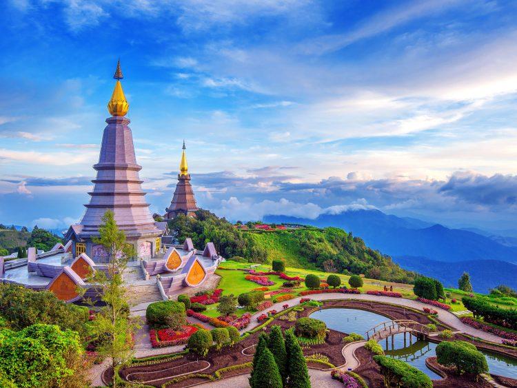 Chiang Mai Észak-Thaiföld központja