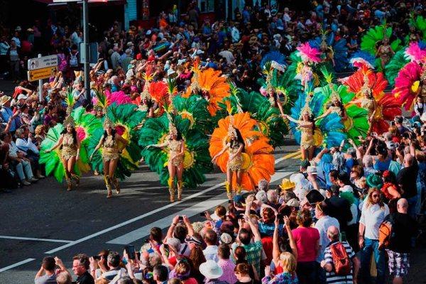 Tenerifei karnevál