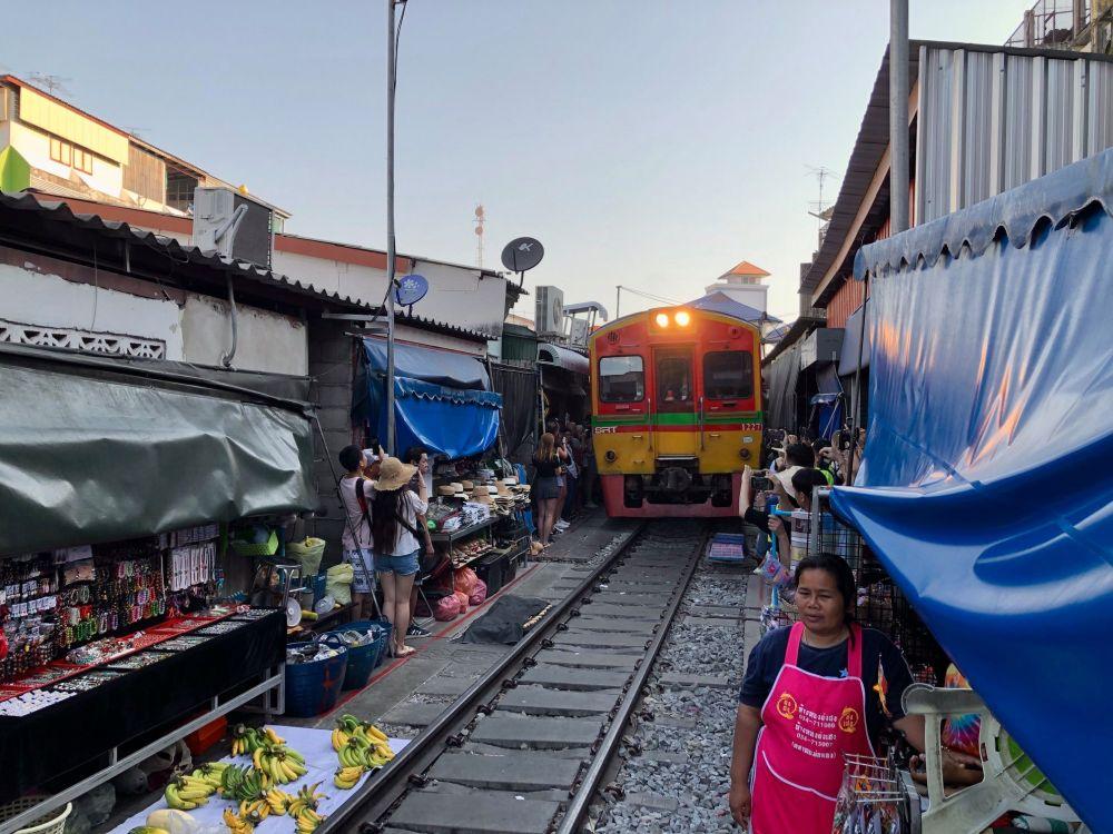 Bangkok és Phuket