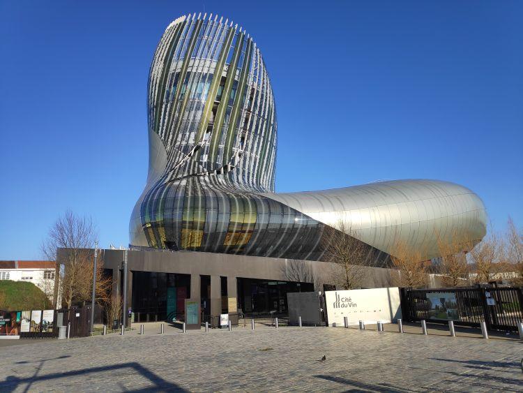 Cité du Vin múzeum