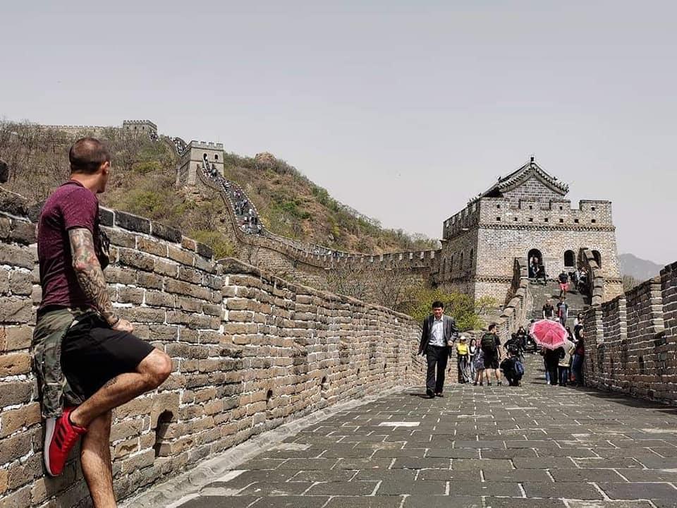 Geri kínai útja