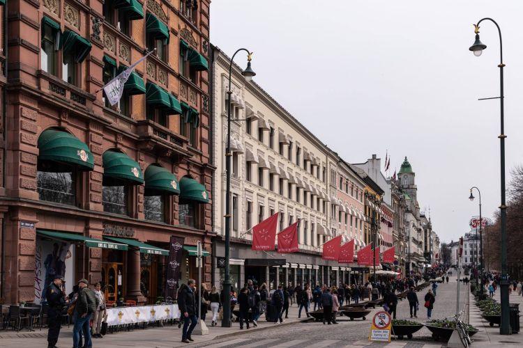 Oslo egy hangulatos főváros, de látnivaló nem sok van