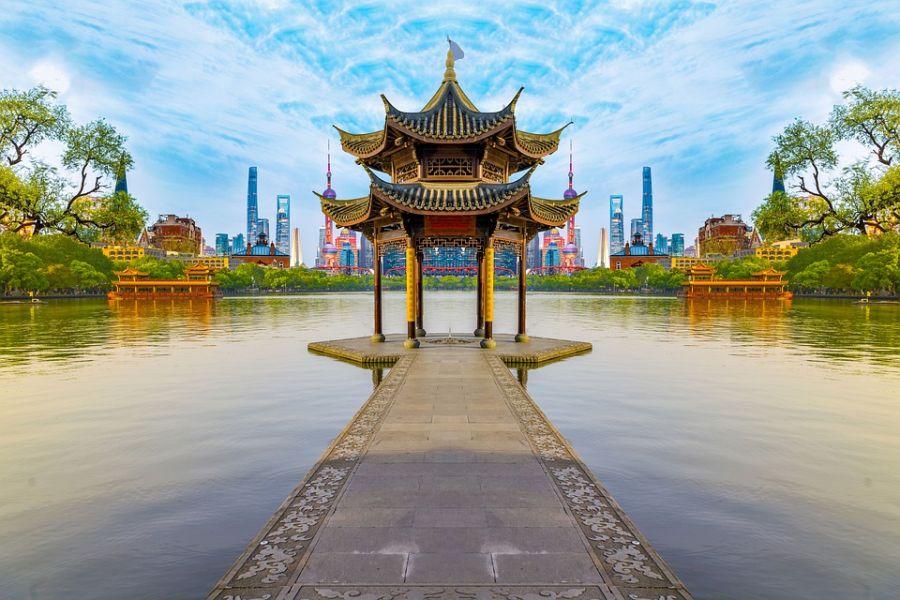 Peking látnivalók, közlekedés, térképek