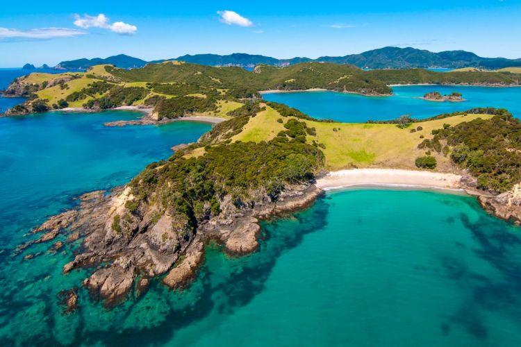 Rengeteg sziget van ezen a részen