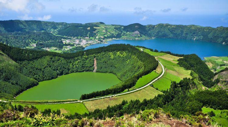 Az Azori-szigetek természet szempontjából talán a legszebb