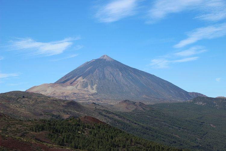 A Teide uralja Tenerifét
