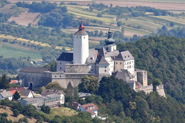Csodás a vár és a panoráma is