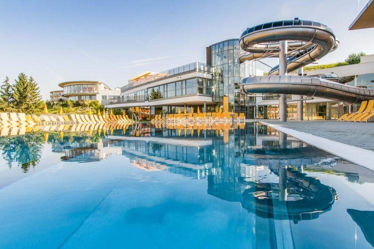 Dél-Burgenland legismertebb termálfürdője