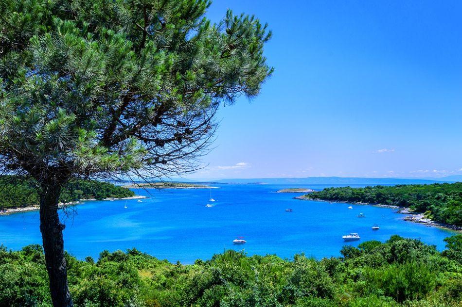 Isztria strandok, látnivalók
