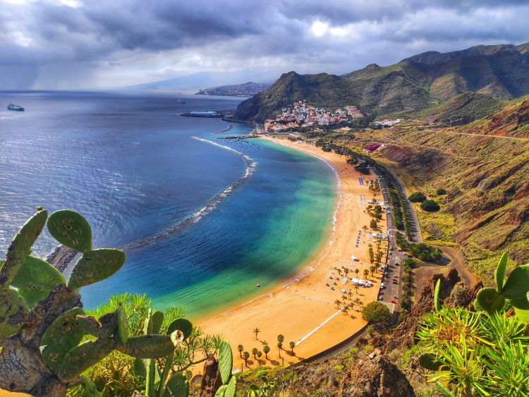 Tenerife legszebb tengerpartja