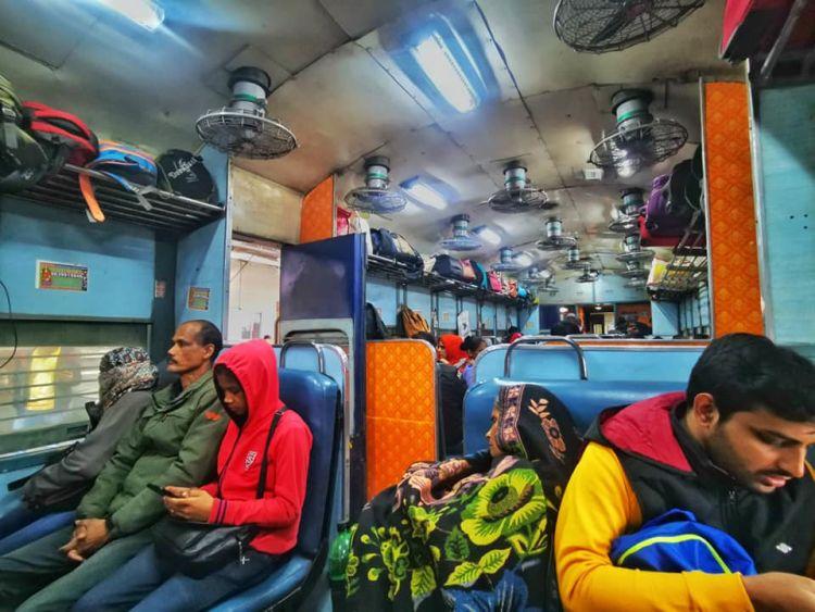 Az indiai vonatozás igazi kaland