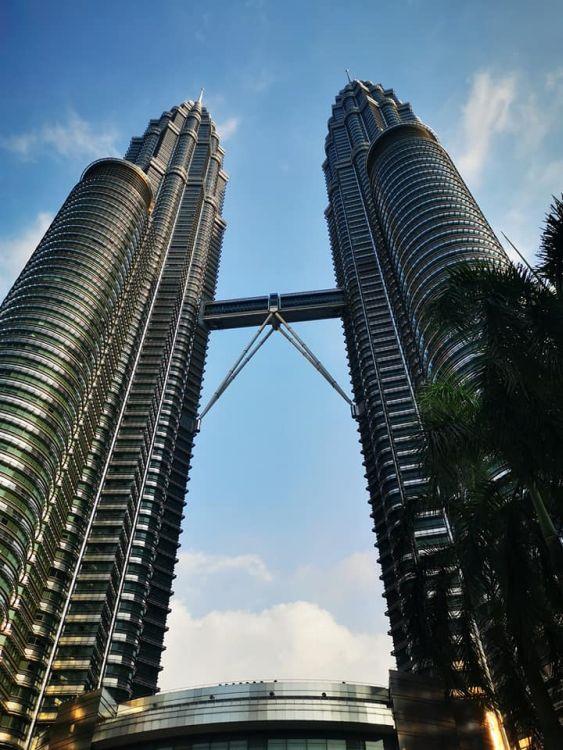 A Petronas-ikertorony