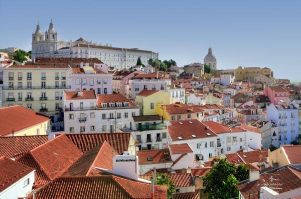 Alfama Lisszabon leghangulatosabb negyede