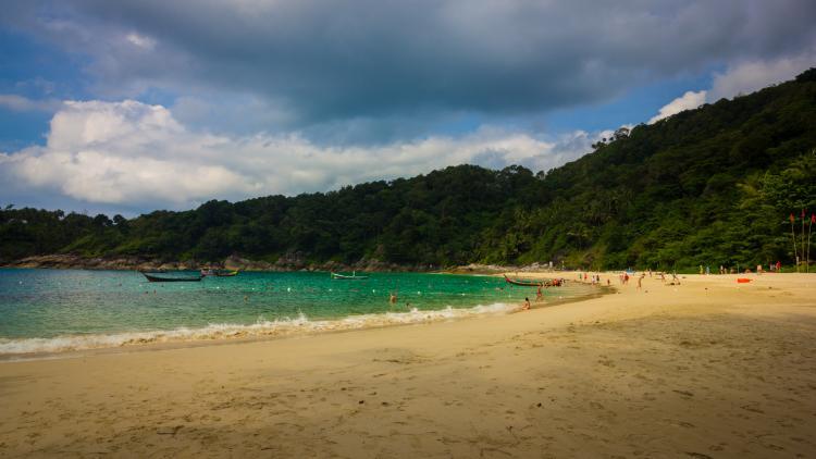 A kedvenc tengerpartom Phuketen