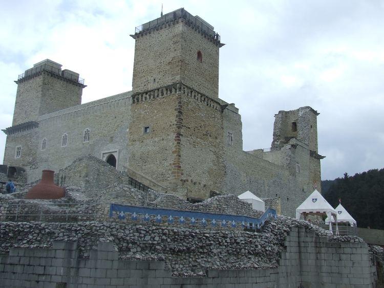 A diósgyőri vár a felújítás után az egyik legjobb vár lett