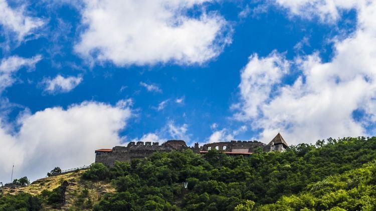 A vár sokáig a magyar királyok rezidenciája volt