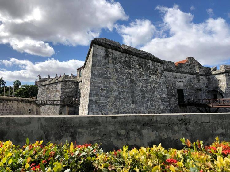 Castillo de la Real Fuerza Havannában